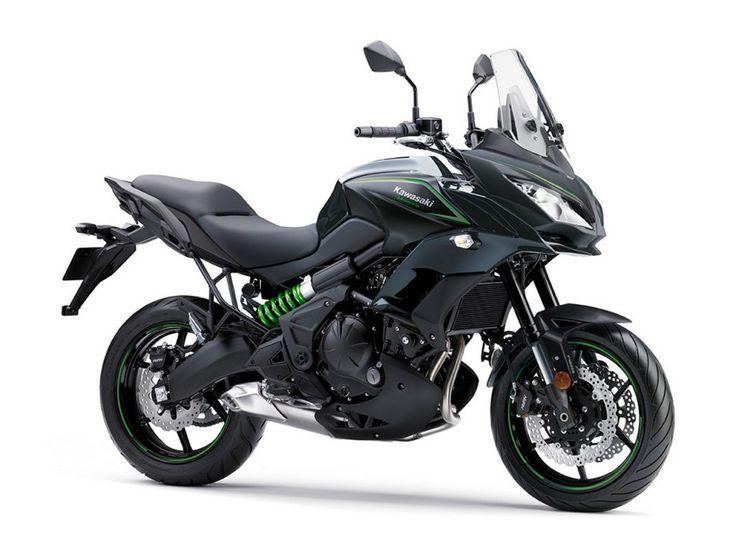 2017 #Kawasaki Versys 650, Kawasaki Versys 1000LT launched