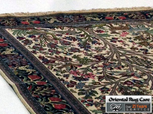 Select Perfect Rug Restoration Services
