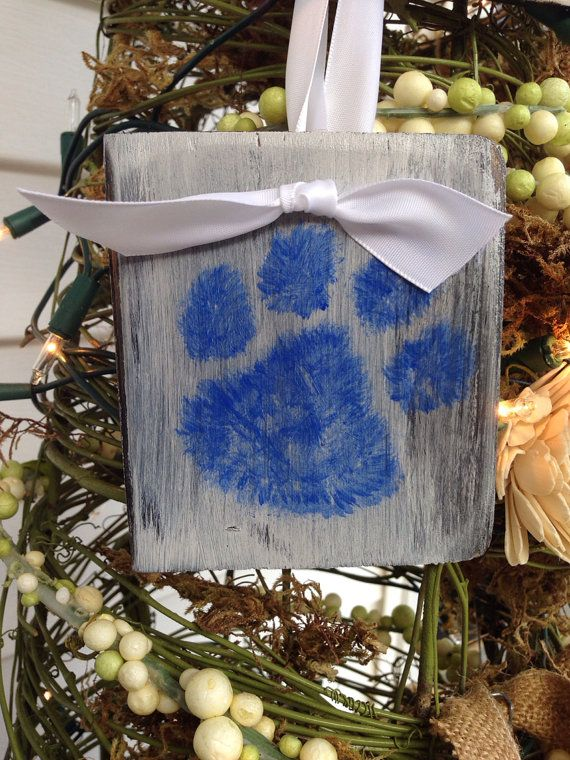 Handmade Hand Painted Christmas Ornaments:  University of Kentucky Wildcats on Etsy, $7.00