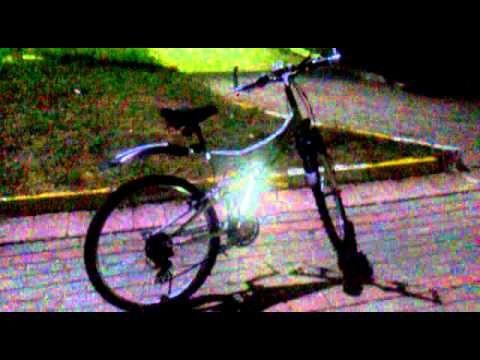 Bisiklet Led Işık uygulama