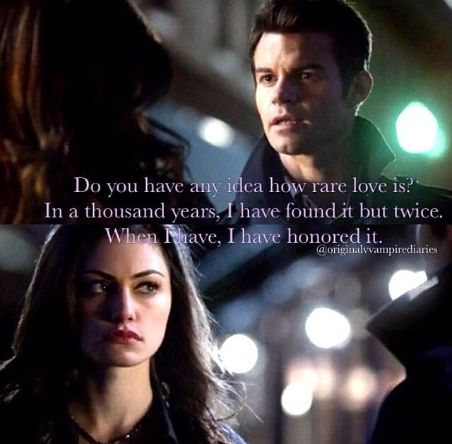 The Originals 1x11 - Hayley & Elijah