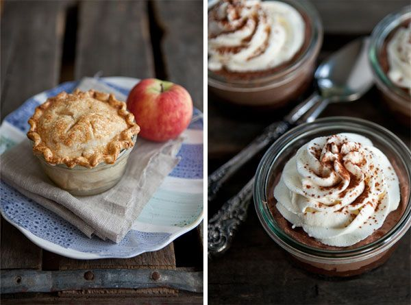 """More recipes from """"Desserts in Jars!""""  SO cool!"""