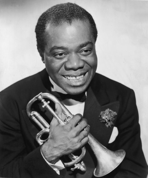 Biography louis armstrong