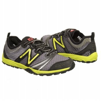New Balance The KT20 Minimus Pre Shoes (Grey/Green) - Kids' Shoes - 12.5 M