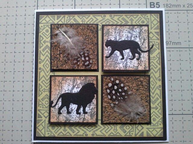 Big Five squares