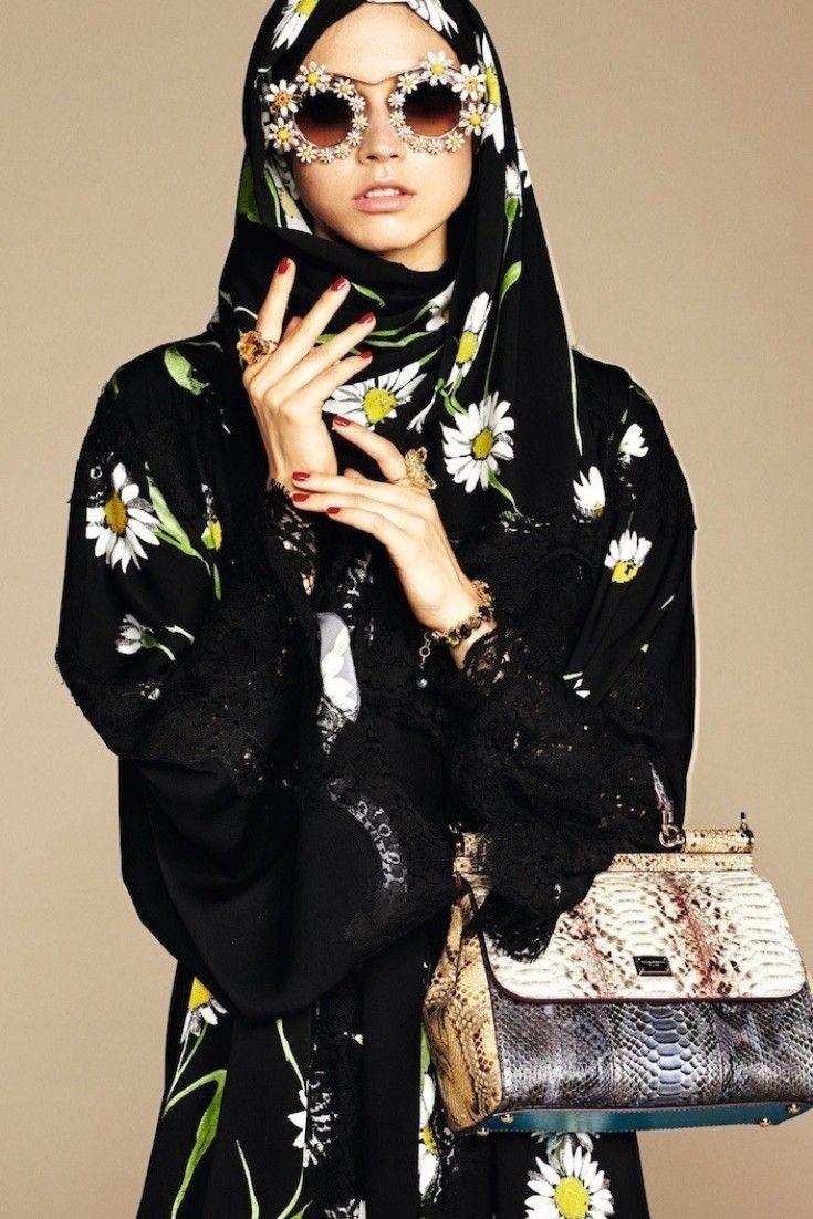 Dolce & Gabbana Launch Hijab And Abaya Range For Muslim Women