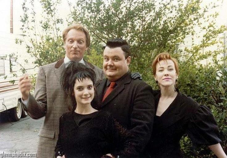 Beetlejuice cast 1988