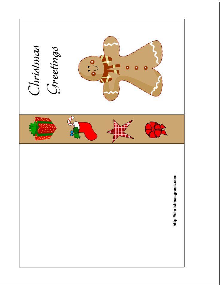 Printable x mas cards yolarnetonic printable m4hsunfo