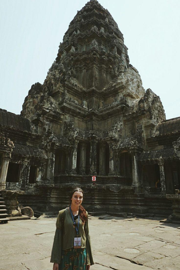 Angkor thom- cambodia