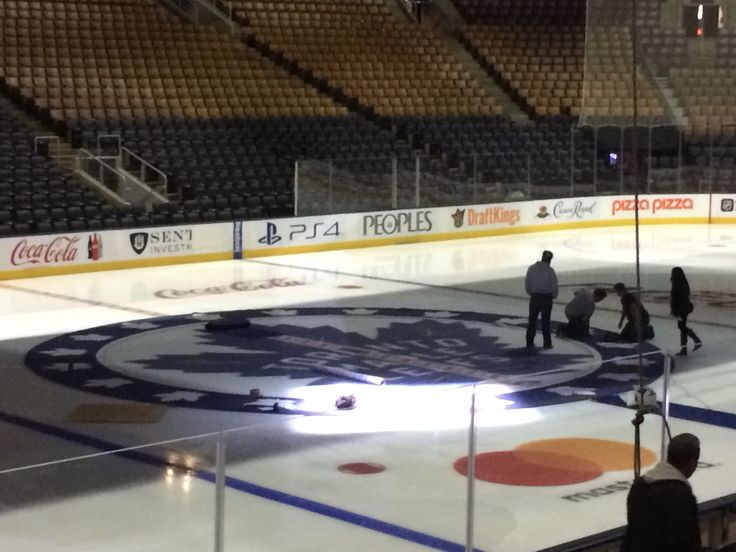 Toronto Maple Leafs - Air Canada Centre installation #4
