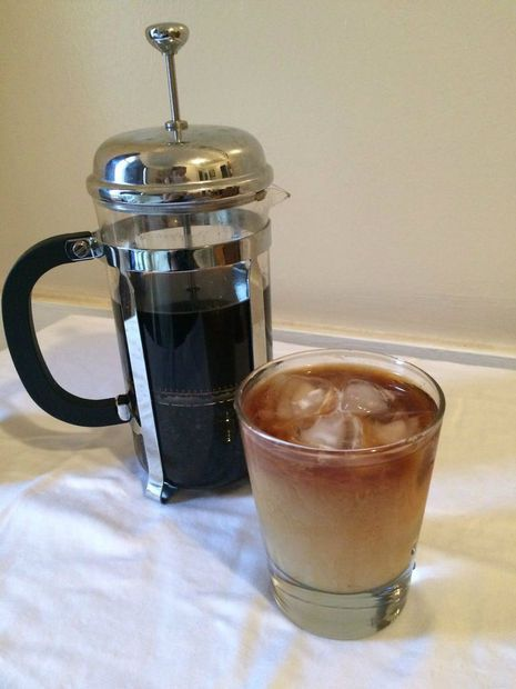 French Press Iced Coffee Maker : 25+ best ideas about French Press Cold Brew on Pinterest Cold brewed coffee, French press and ...