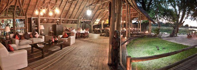 Pom Pom Camp in the heart of Botswana's Okavango Delta Africa