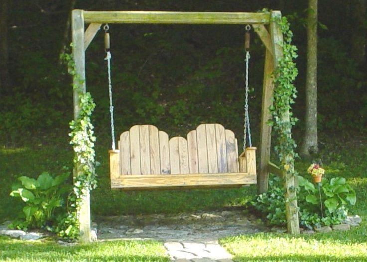 17 best images about my porch swing on pinterest do it for Do it yourself swing