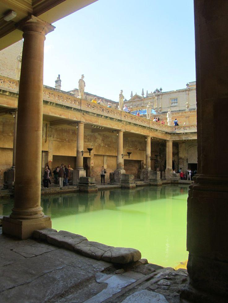 Roman Baths, Bath UK. 2010