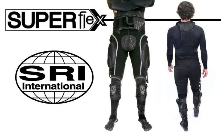 SuperFlex : la tenue robotique échappée de Deus Ex - Technologie & Gadgets