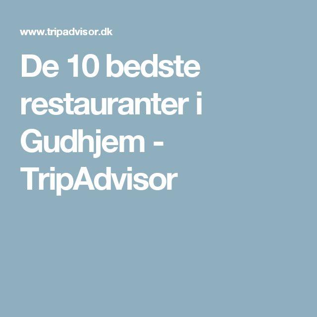 De 10 bedste restauranter i Gudhjem - TripAdvisor