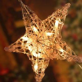 Estrela de Natal LED