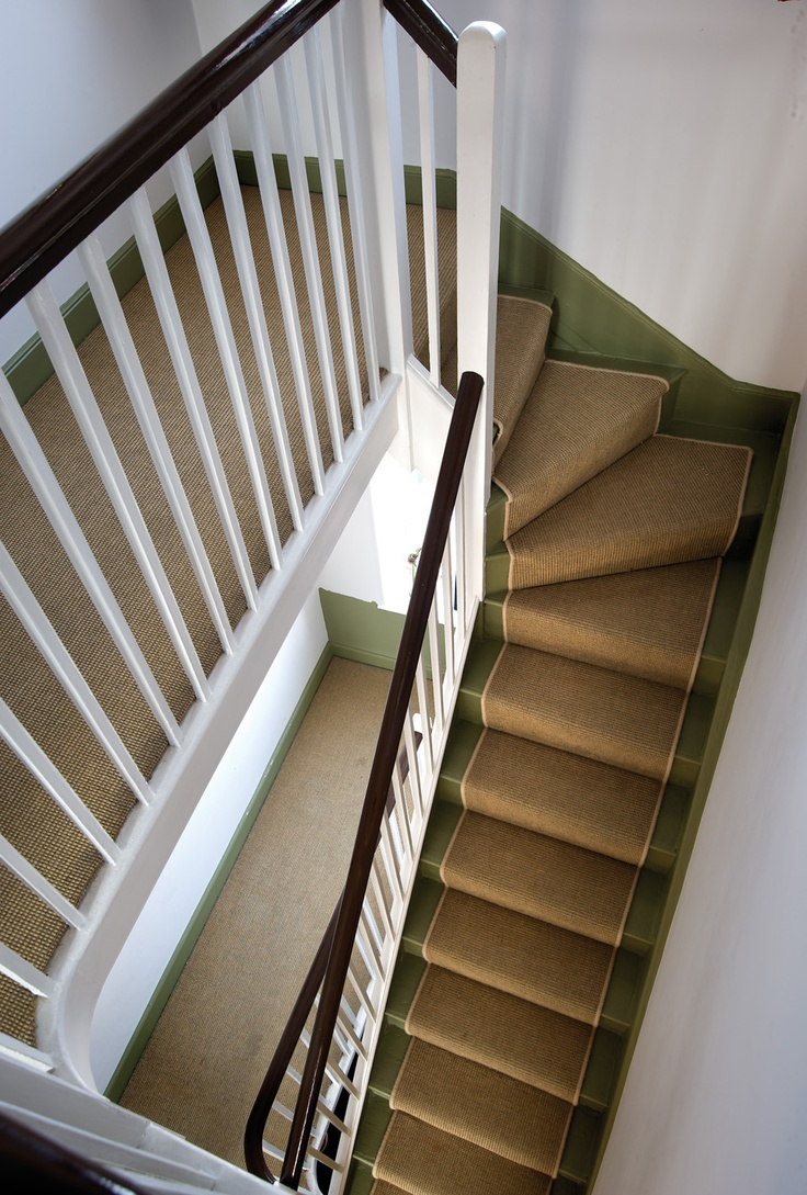 17 best images about restoring a georgian town house in for Georgian staircase design