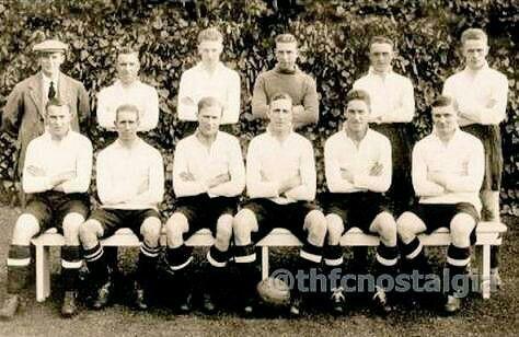 Spurs 1926/27   Tottenham Hotspur Football Club
