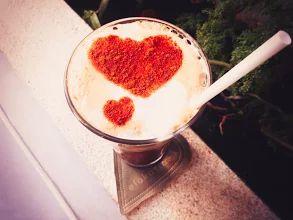 Photo: Love in a Cup <3 Enjoy your coffee at #Elakati   Ένας ιδιαίτερος χώρος στο κέντρο της Ρόδου όπου μπορείτε να απολαύσετε εκλεκτά πιάτα, εξαιρετικό κρασί και ωραίο καφέ! 29 Lohagou Fanouraki , #Rhodes #elakatiexperience #ipanema http://www.elakati.com/