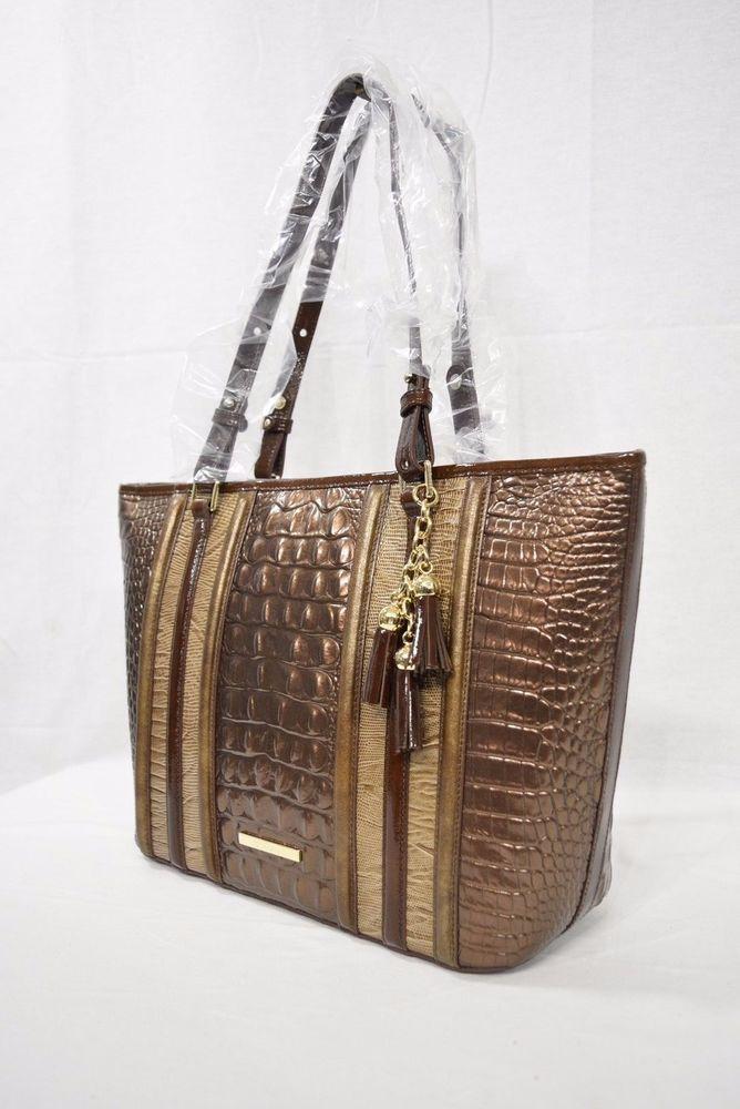 Brahmin Bag Asher Details Leather In Medium About Nwt Toteshoulder vnOymN08wP