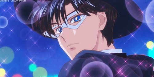"""Tuxedo Mask Introduces Himself 