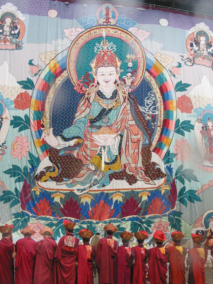"""Liberates by sight"" (Thongdroel), Bhutan par Carolyn Chase"