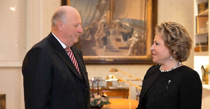Alexander Petrov (Bergen, Norway) | Bladet Nordlys. Kronikk/editorial Norsk næringspolitikk og likestilling i Russland