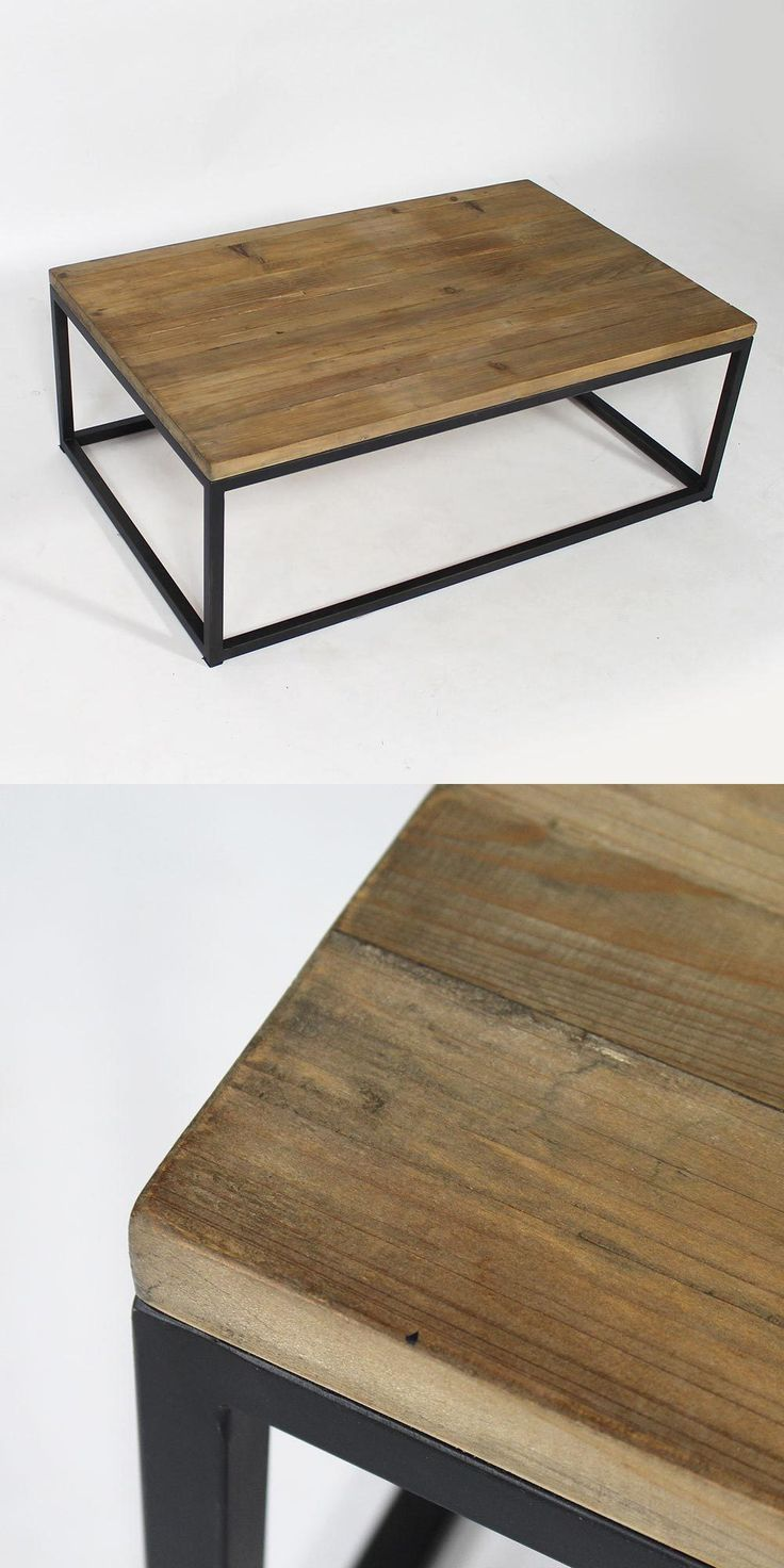 12 best ideas about table basse en bois on pinterest for Table basse style suedois