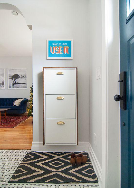 78 best ideas about ikea shoe on pinterest ikea ideas for Ikea shoe cabinet hack