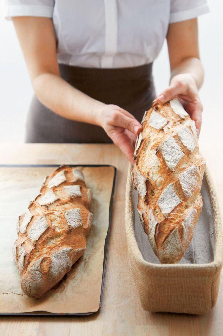 Eric kayser's tips for baking Bread
