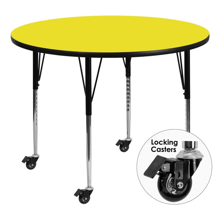Standard Furniture Cosmo Adjustable Height Round Wood Top: 25+ Great Ideas About Adjustable Legs On Pinterest
