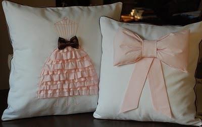 lindas almofadas