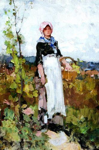 Nicolae Grigorescu - (Pitaru, 15 mei 1838 – Câmpina, 21 juli 1907) was een Roemeens kunstschilder.
