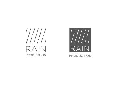 "In contrast when I research 'Rain Logo' they are all quite muted, with Grays and dark Blues. Blue will differently be a colour that will be represented in the logo because it has shown up in both my researched in each area however I need to find harmony with the pop of summer and the gray of rain to create the colour sceem for client ""Summer Rain"""