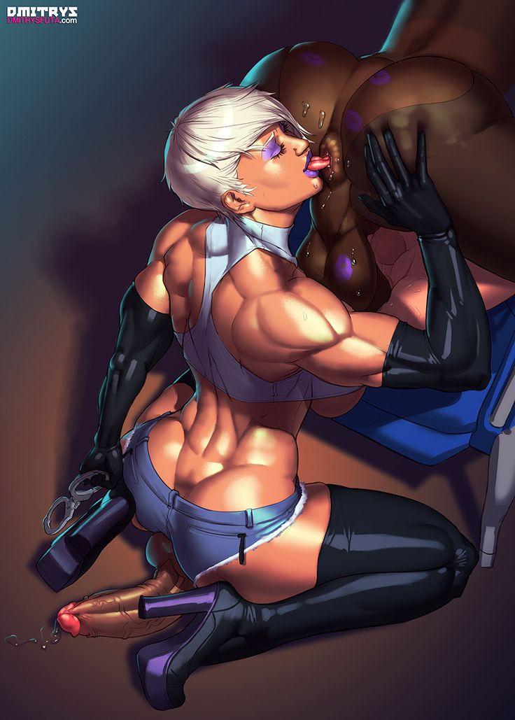 Barbarian Shemale Bodybuilder 59