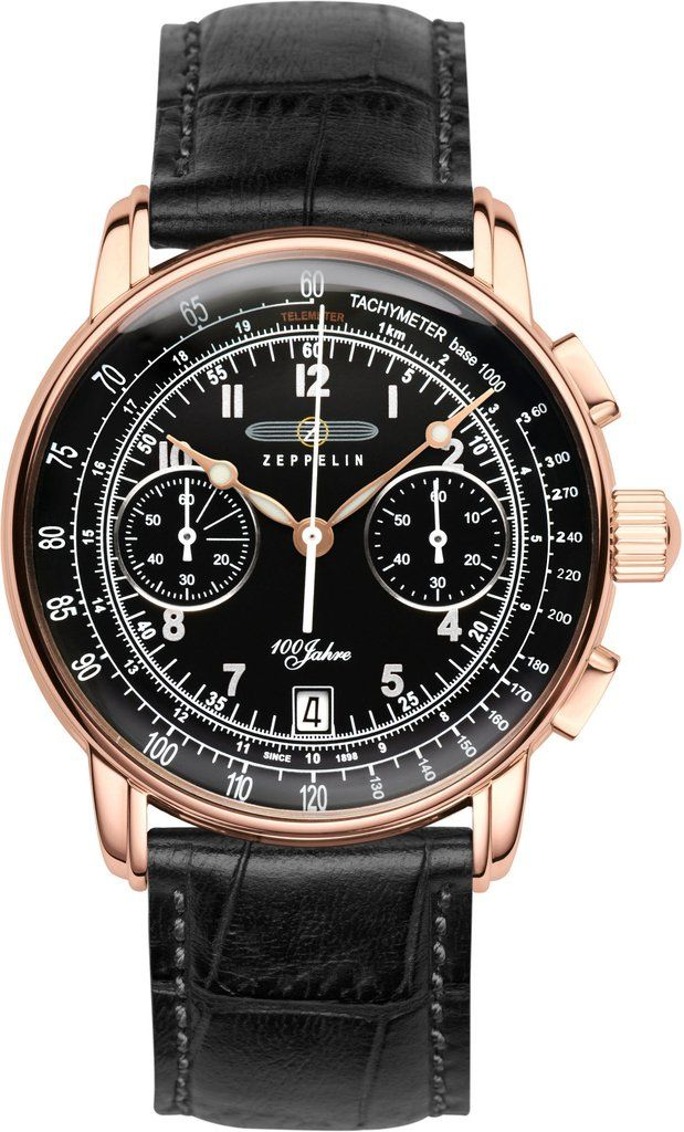 Zeppelin Watch 100 Years Zeppelin #best-seller-yes #bezel-fixed #bracelet-strap-leather #brand-zeppelin #case-material-rose-gold-pvd #case-width-42mm #chronograph-yes #classic #date-yes #delivery-timescale-call-us #dial-colour-black #gender-mens #movement-quartz-battery #official-stockist-for-zeppelin-watches #packaging-zeppelin-watch-packaging #style-sports #subcat-100-years-zeppelin #supplier-model-no-7676-2 #warranty-zeppelin-official-2-year-guarantee #water-resistant-50m