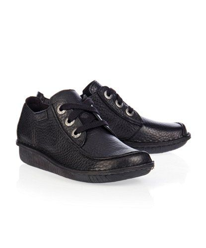 Zapatos Clarks Funny Dream Negro en Nice & Crazy