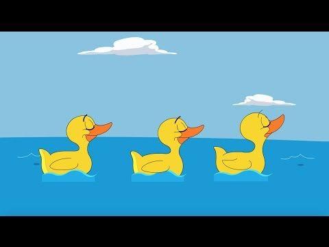Alle Eendjes Zwemmen In Het Water | Kinderliedjes | Liedjes voor peuters en kleuters | Minidisco - YouTube