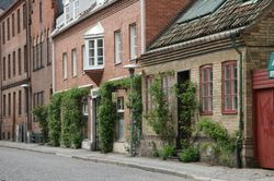 A street in Lund