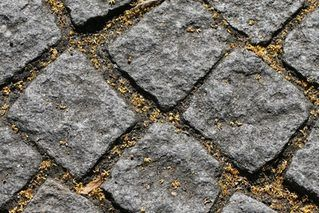 How To Lay Flagstones On Dirt | Flagstone And Small Retaining Wall