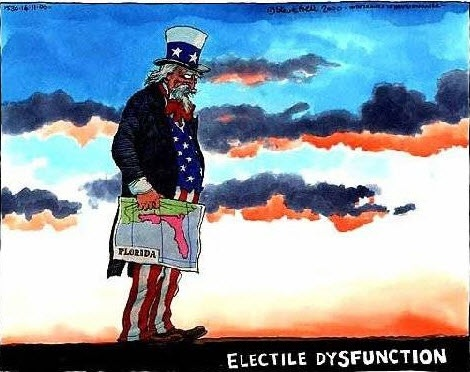 """Just what is """"Electile Dysfunction""""?"""