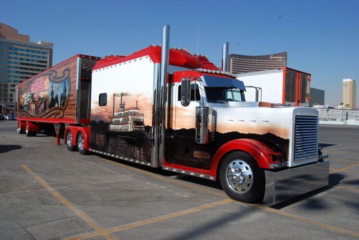 Trucks Peterbilt - Cars