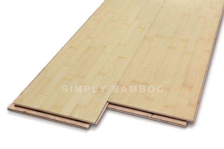 Natural Uniclic Bamboo Flooring