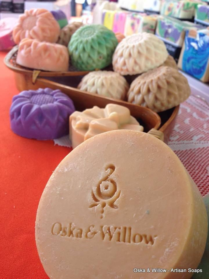 Oska & Willow - Artisan Soaps - Made here at Oska & Willow on the beautiful Sunshine Coast Hinterland, Queensland, Australia. FACEBOOK - OSKA & WILLOW INSTAGRAM - OSKA & WILLOW