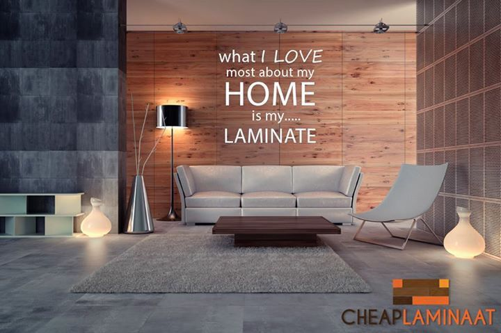 What I Love most about my HOME is my laminate ❤️ Cheap Laminaat | www.facebook.com/cheaplaminaat