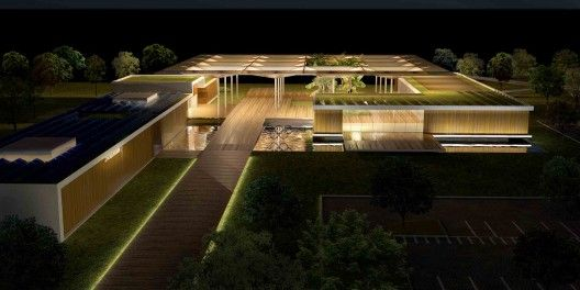 Olympic Golf Course Clubhouse Proposal