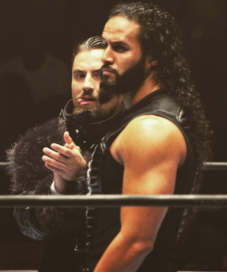 Tama tonga and marty scurll