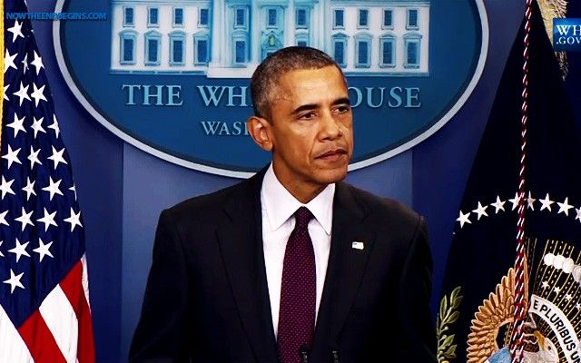 obama-never-mentions-christians-were-targeted-ask-for-gun-control-oregon-mass-shootings President Obama gave a speech yesterday where he decried the Oregon mass shootings, and then made a nearly 10 minute plea to take away Americans guns.
