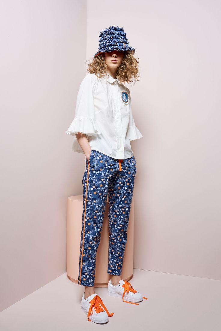 Karen Walker Resort 2018 Fashion Show